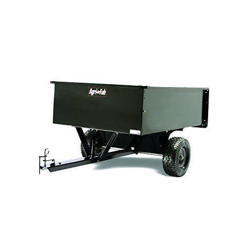 Agri Fab 45 0303 350 Pound Dump Cart Dump Cart Agri Garden Cart