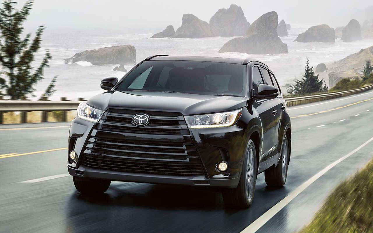 2019 toyota highlander redesign and release date 2019 toyota highlander will be presented as a