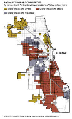 Chicago Segregation and Violence My Stuck Moving Life Blog