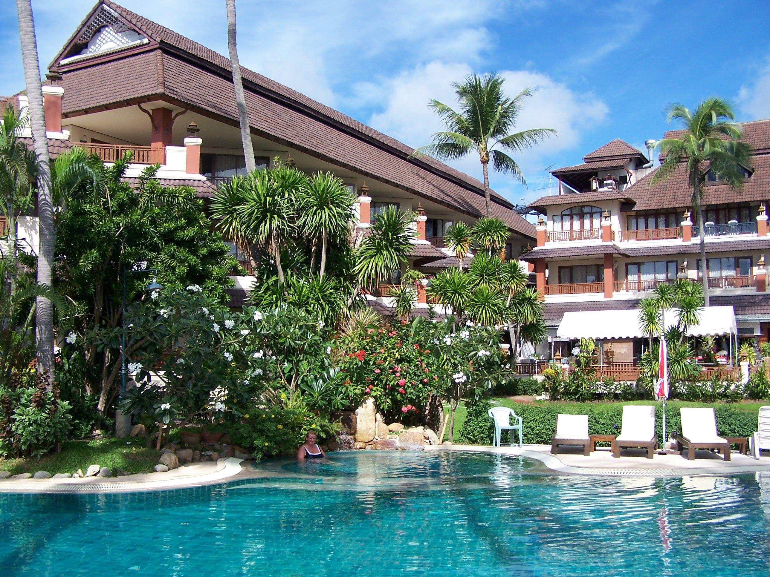 Secret Garden Beach Resort, Restaurant and Beach Bar in Koh Samui ...