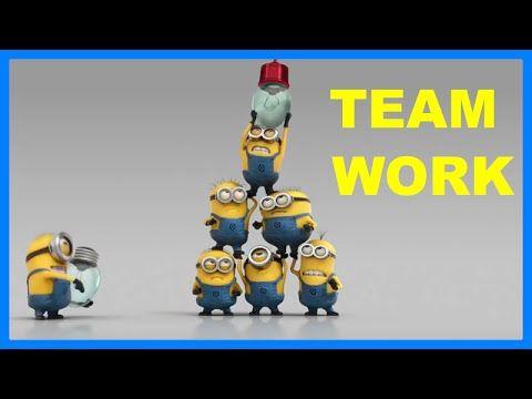 The Power Of TeamWork- Good TeamWork Speech Therapy Pinterest