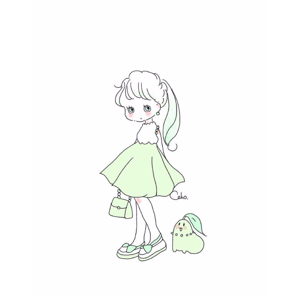 Illustrations おしゃれまとめの人気アイデア Pinterest Setsuna Yotogi かわいい イラスト 手書き かわいい イラスト アイコン Caho イラスト