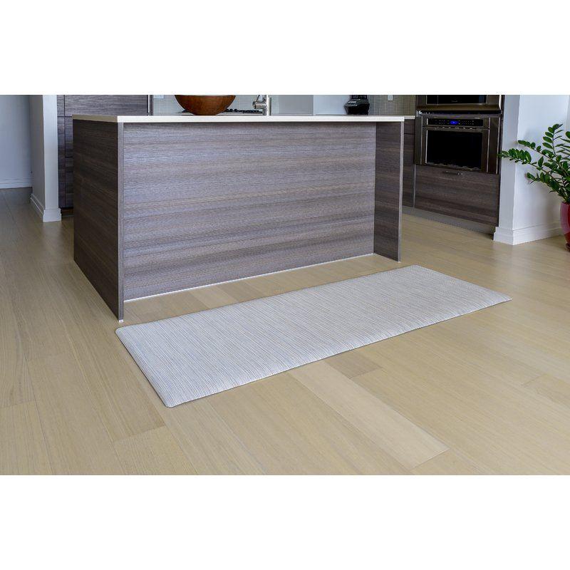 Torrick Comfort Kitchen Mat Grey Flooring Kitchen Mat Home