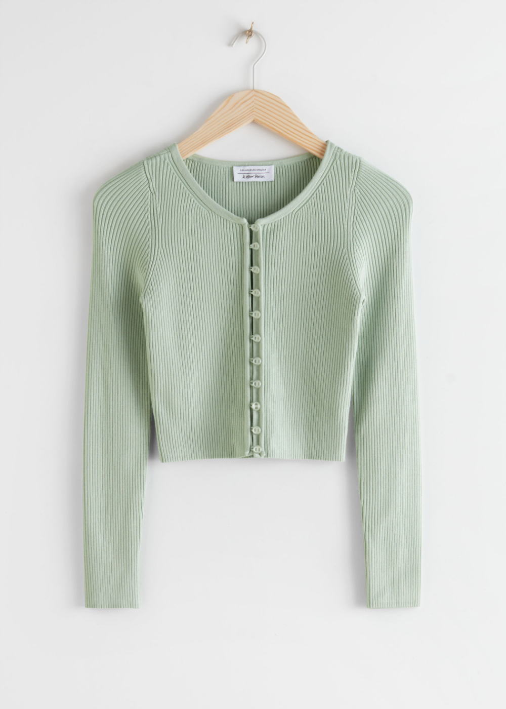 Ribbed Cropped Cardigan Top in 2020 | Clothes, Cardigan tops