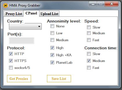 Download HMA Proxy Grabber 2 0 Full Free | Itsupergift