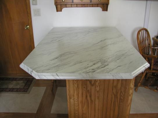 Wilsonart 48 In X 96 In Laminate Sheet In Calcutta Marble