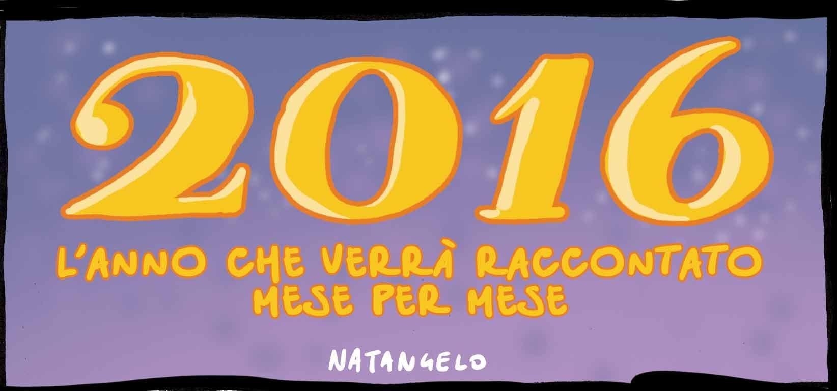 Che 2016 ci aspetta? Gli inizi non sembrerebbero dei migliori ma mai dire mai e al peggio non c'è mai fine. Per Il Fatto Quotidiano ho raccontato quello che ci aspetterà, mese per mese, dagli…