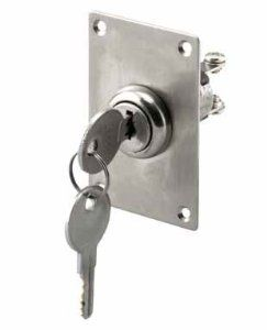 Electric Key Lock Switch By Primeline 11 59 Gd52142 Allows Operation Of Garage Door Opener Without Garage Doors Electric Garage Doors Automatic Garage Door