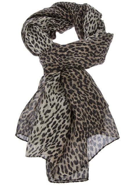 Shop Saint Laurent babycat scarf in Nolte from the world's best independent boutiques at farfetch.com. Over 1000 designers from 60 boutiques in one website.