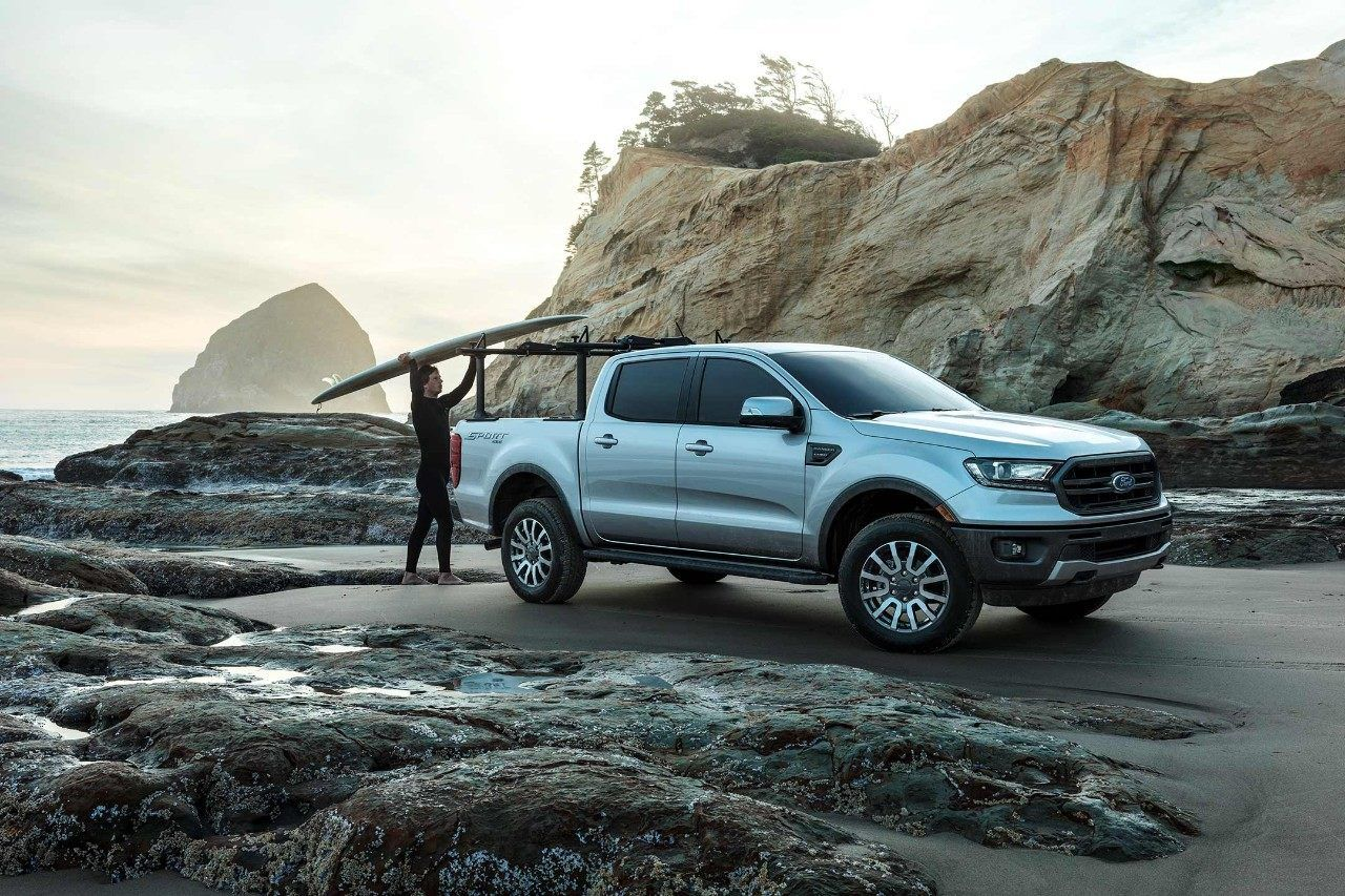 Ford Launches 2019 Ranger Configurator Pricing Starts At 24 300