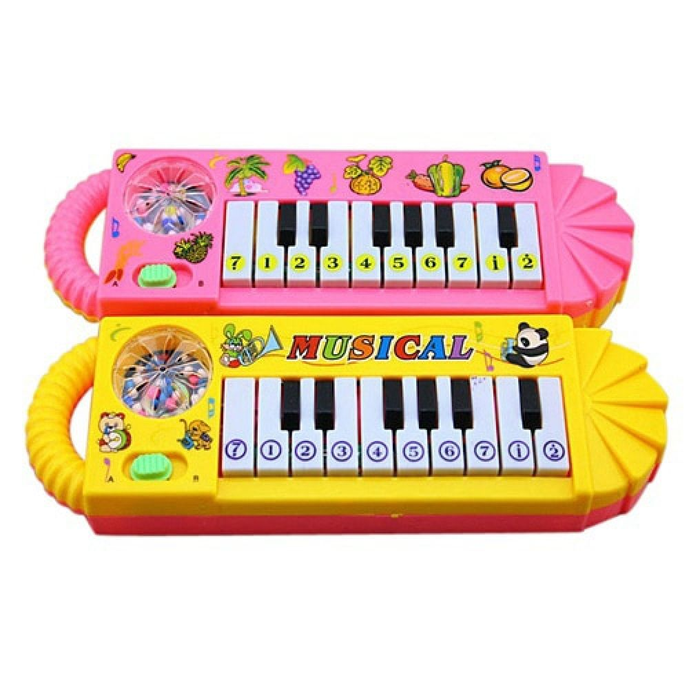 Baby Infant Toddler Boys//Girls Developmental Musical Piano Early Educational Toy