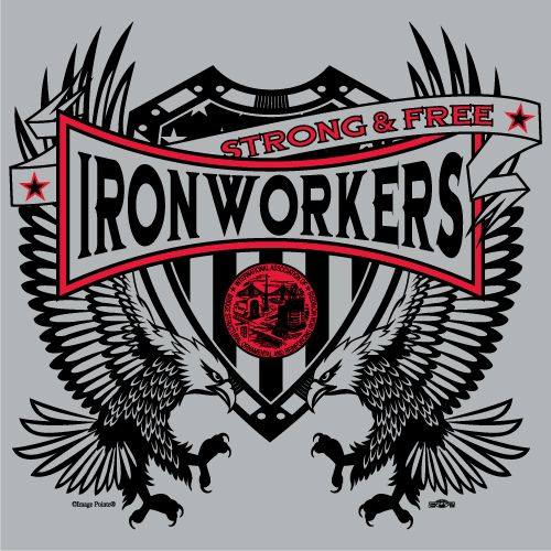 ceed53892 ironworker tatoo Workers Union, Iron Work, First Tattoo, My Job, Welding,
