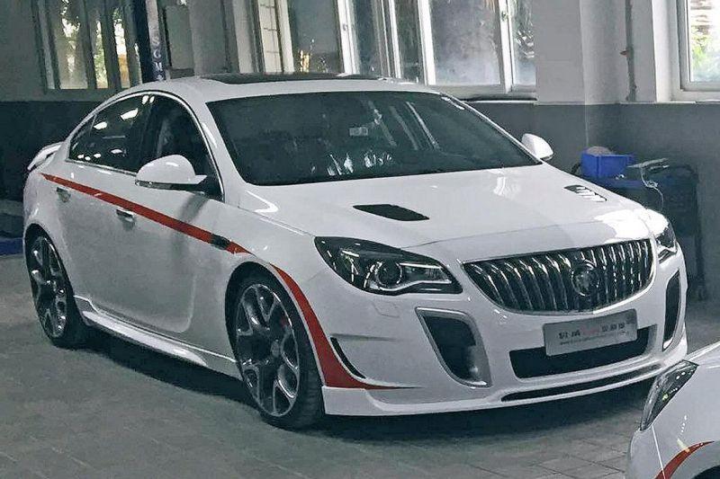 Opel Insignia Irmscher Shanghai 3 190x127 Autos Hochauflosende Bilder