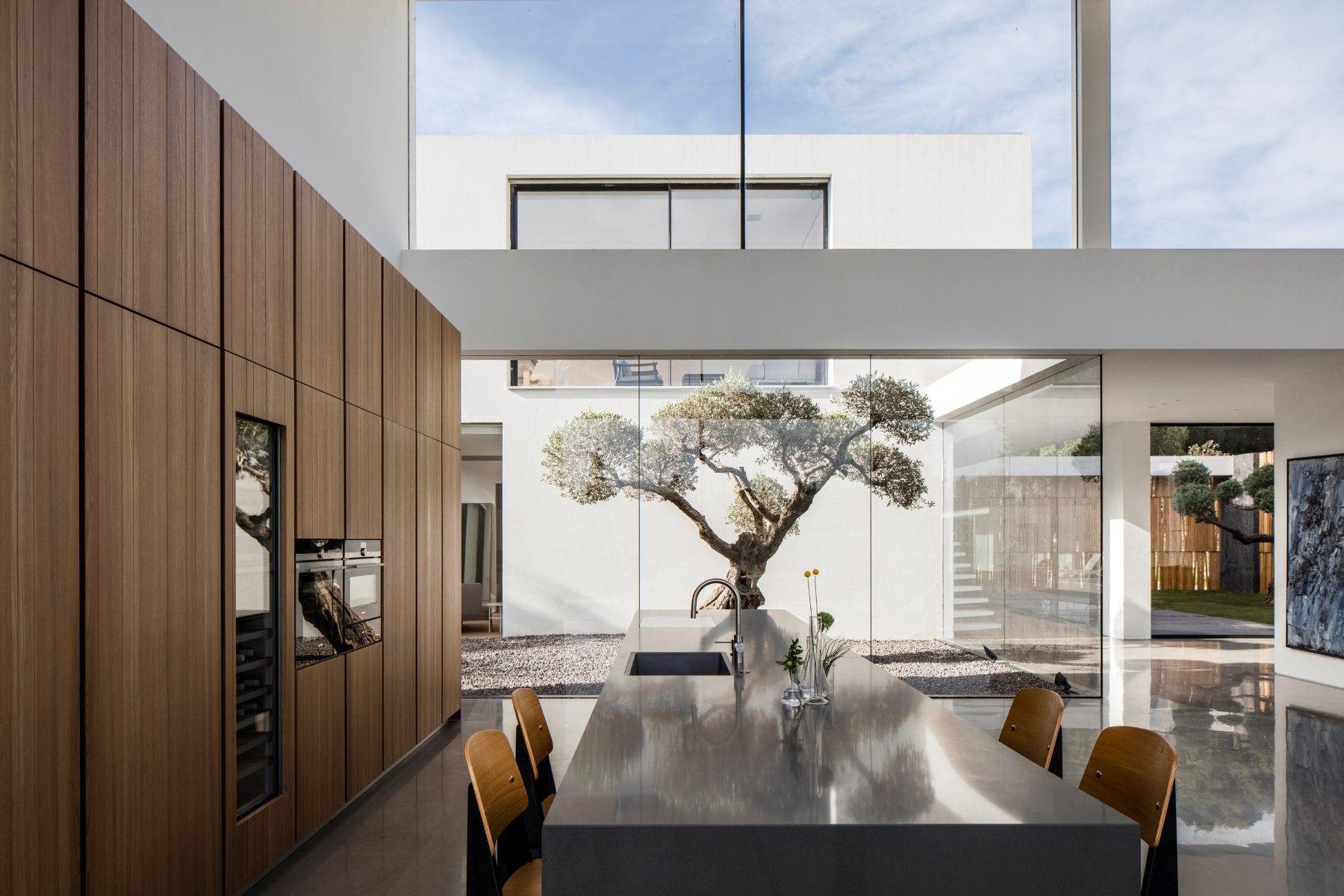 F house by pitsou kedem architects architecture u design house