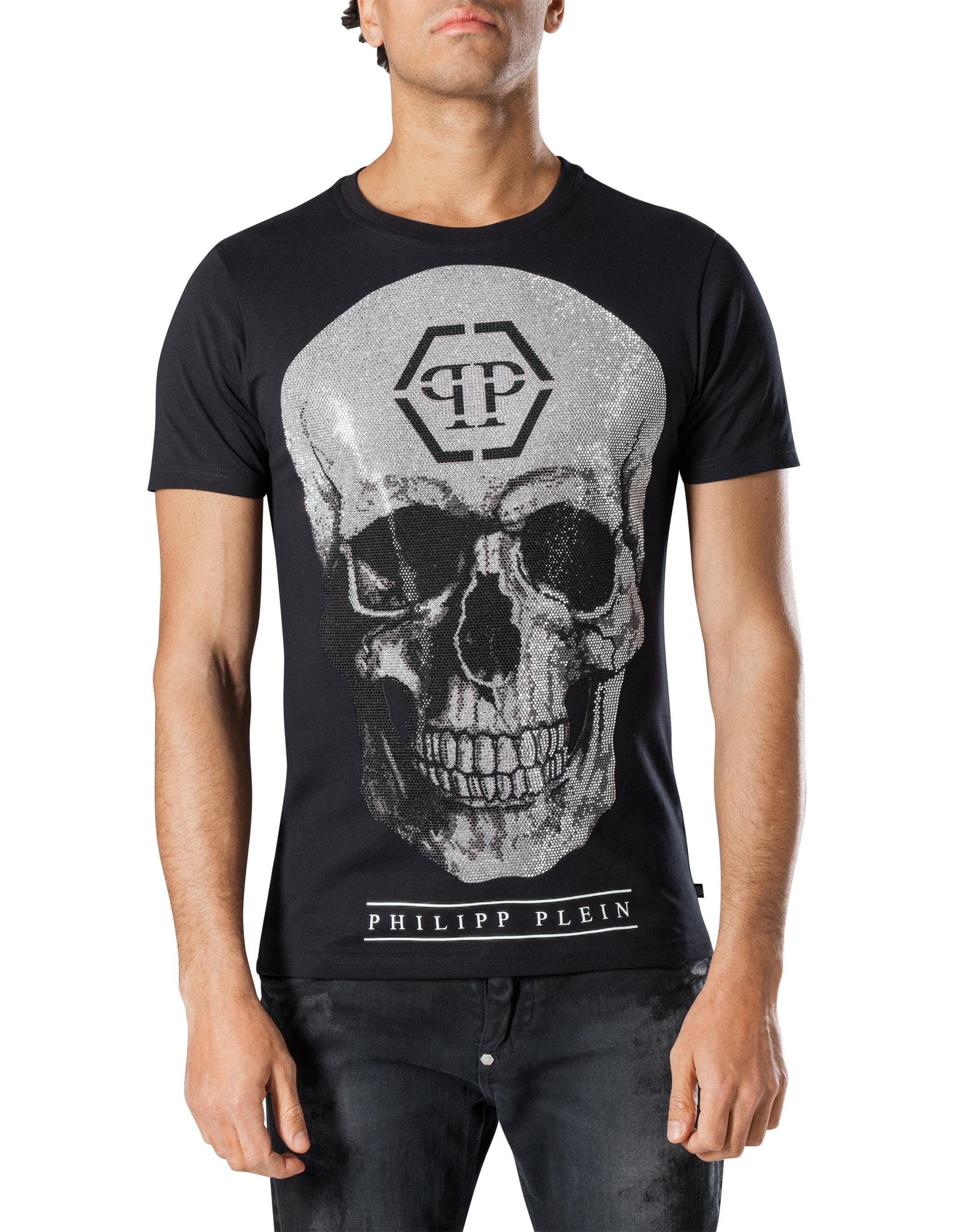 Camiseta Philipp Plein  e68559e705dd2