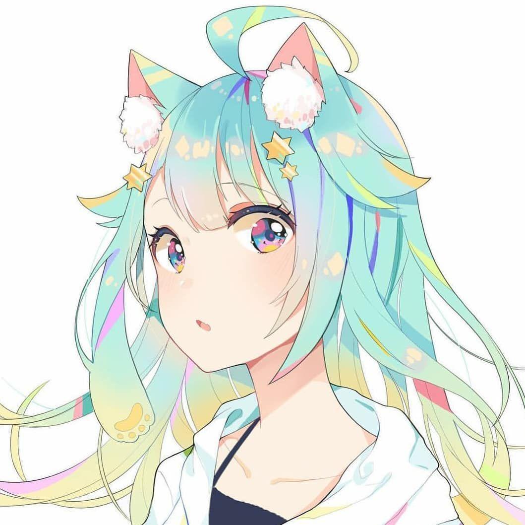 Tags Anime Animegirl Animecouple Animelove Animeart Anime Cute Animes Cute Love Kawaii Ka Cute Anime Cat Anime Cat Girls Anime Furry