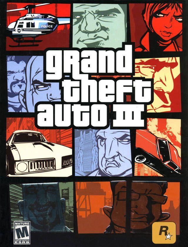 Grand Theft Auto 3 Juegos Para Pc Gratis Videojuegos Retro Videojuegos Clásicos