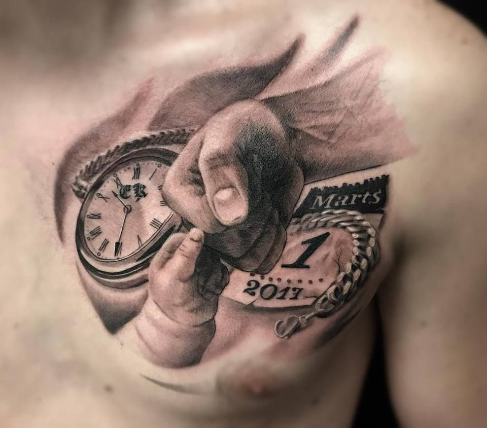 Father Son Tattoo By Janis At Holy Grail Tattoo Studio Tattoo