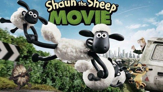 Shaun - Vita da pecora: nuovo full trailer e poster dello spin-off d'animazione