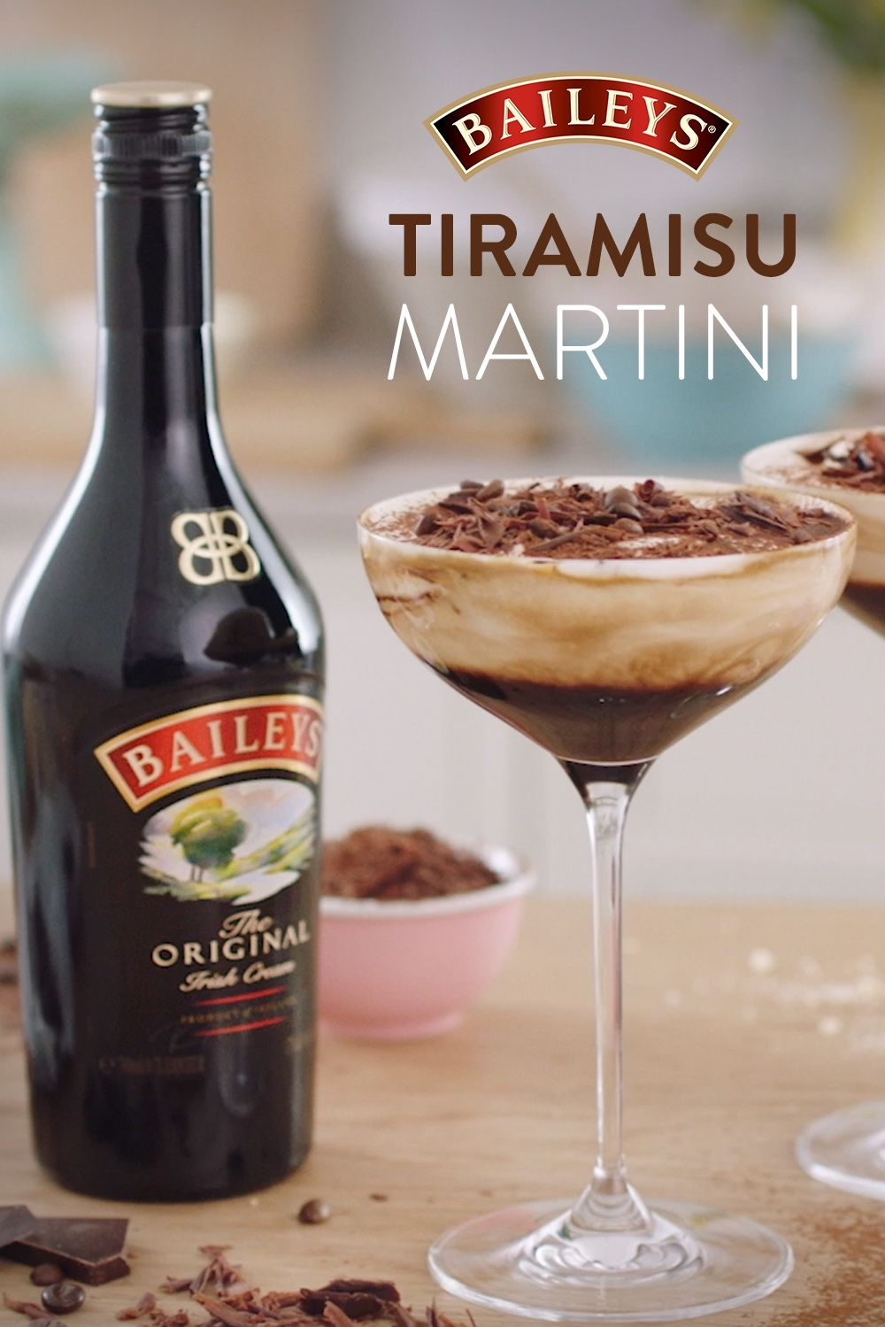 Celebrate Mother's Day with Baileys