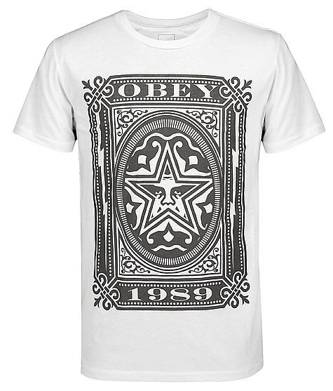 I dig Obey and they are pretty affordable.