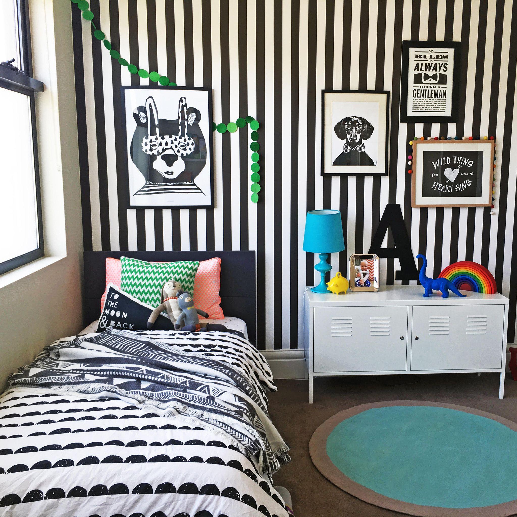 Stripes Wallpaper Buy Online Or Call 03 8774 2139 Stripe Wallpaper Bedroom Striped Wallpaper Stripe Removable Wallpaper