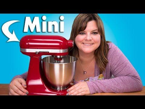 Kitchenaid Artisan Mini Mixer Review Giveaway Youtube Z