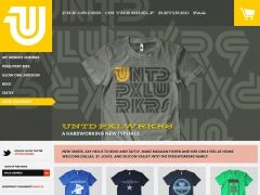 United Pixelworkers Responsive web Design