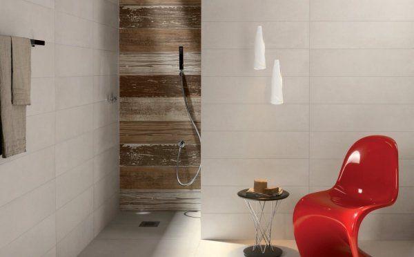 Carrelage moderne u2013 101 idées pour un design personnalisé - carrelage en pierre naturelle salle de bain