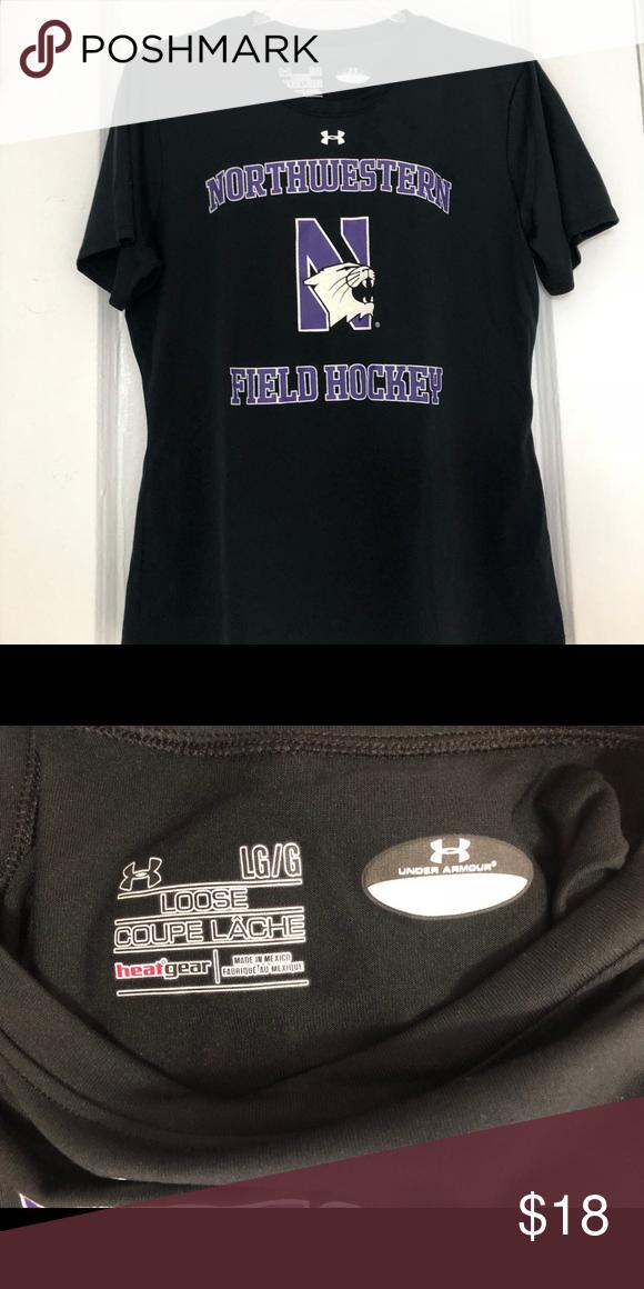 Under Armor Northwestern University Field Hockey L Under Armor Clothes Design Fashion Design