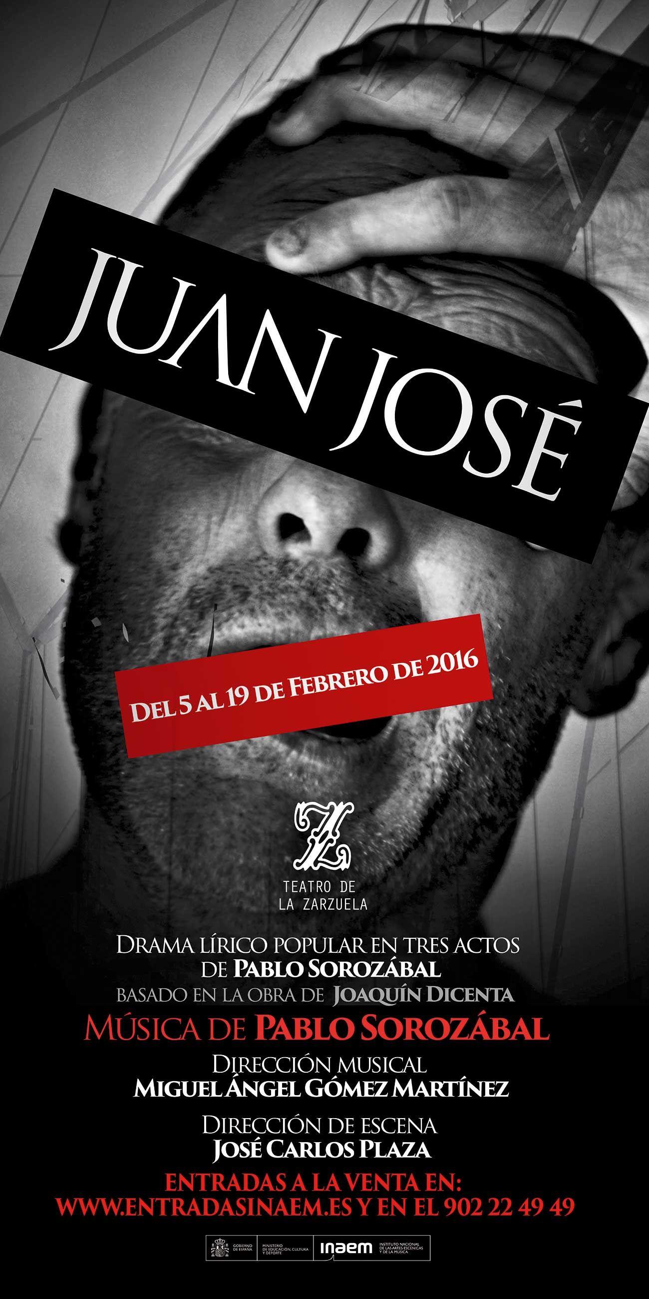 """Campaña de publicidad en quioscos de la obra de teatro """"Juan José ..."""