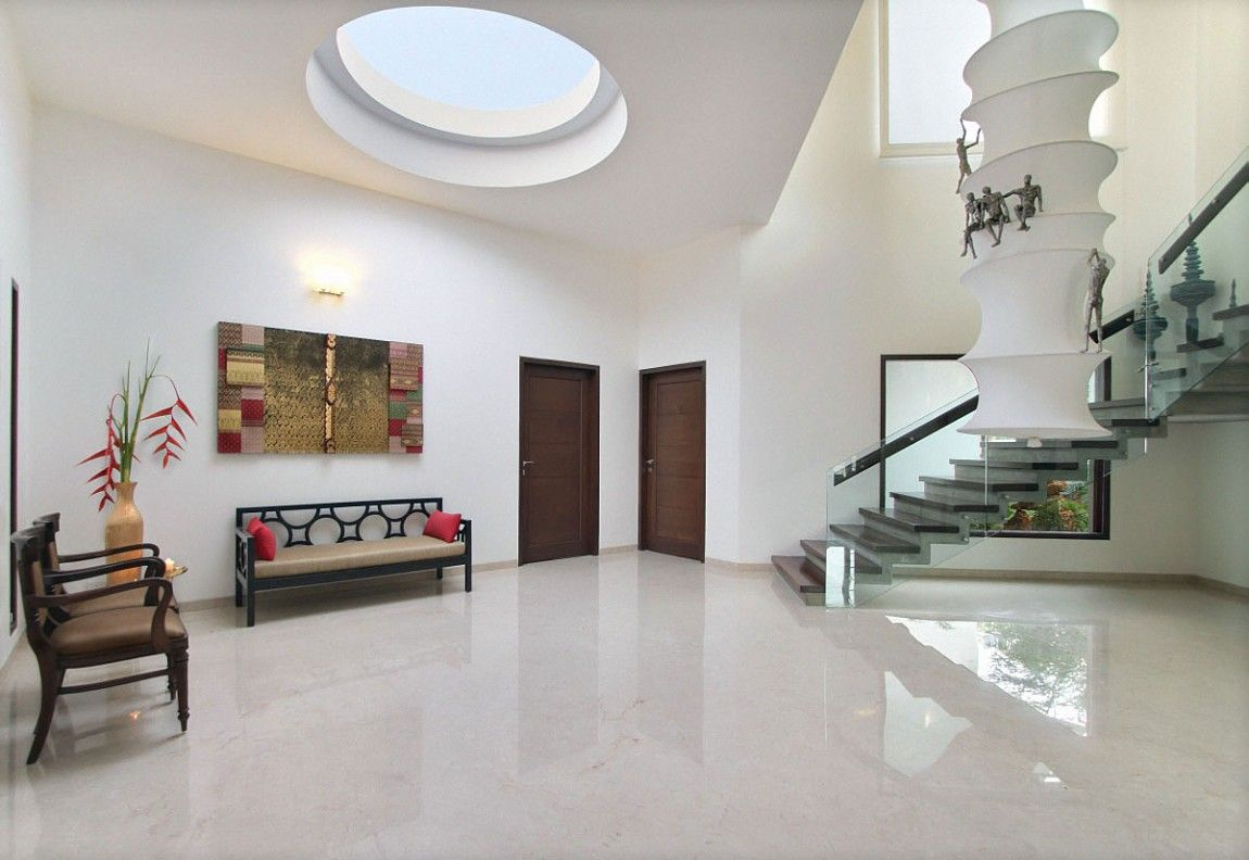 Elegant House · Modern Granite Floor Design ...