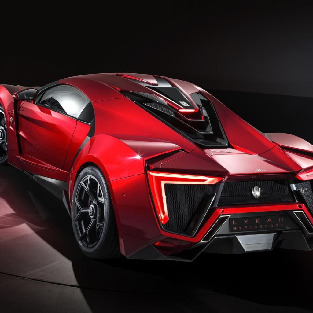 iPhone X Wallpaper 4k lykan hypersport 25602560 rear view supercar 4k 898  Download free