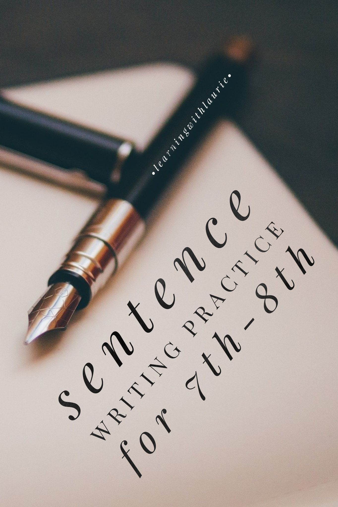Sentence Writing Practice 7th 8th Writing Interventions 8th Grade Writing Writing Practice [ 2048 x 1364 Pixel ]