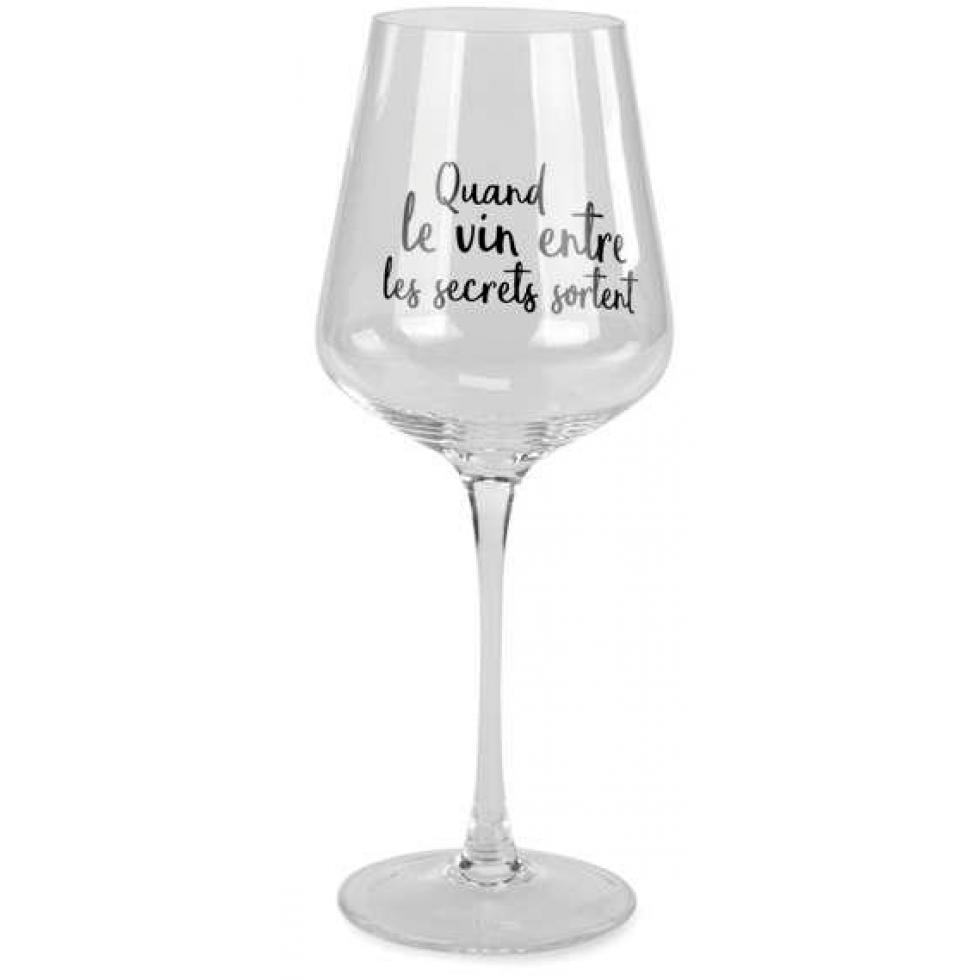 Decouvrez Le Verre A Vin Qui Vous Convient Parmi Notre Selection De Verre A Vin Humoristique Glassware Wine Glass Glass