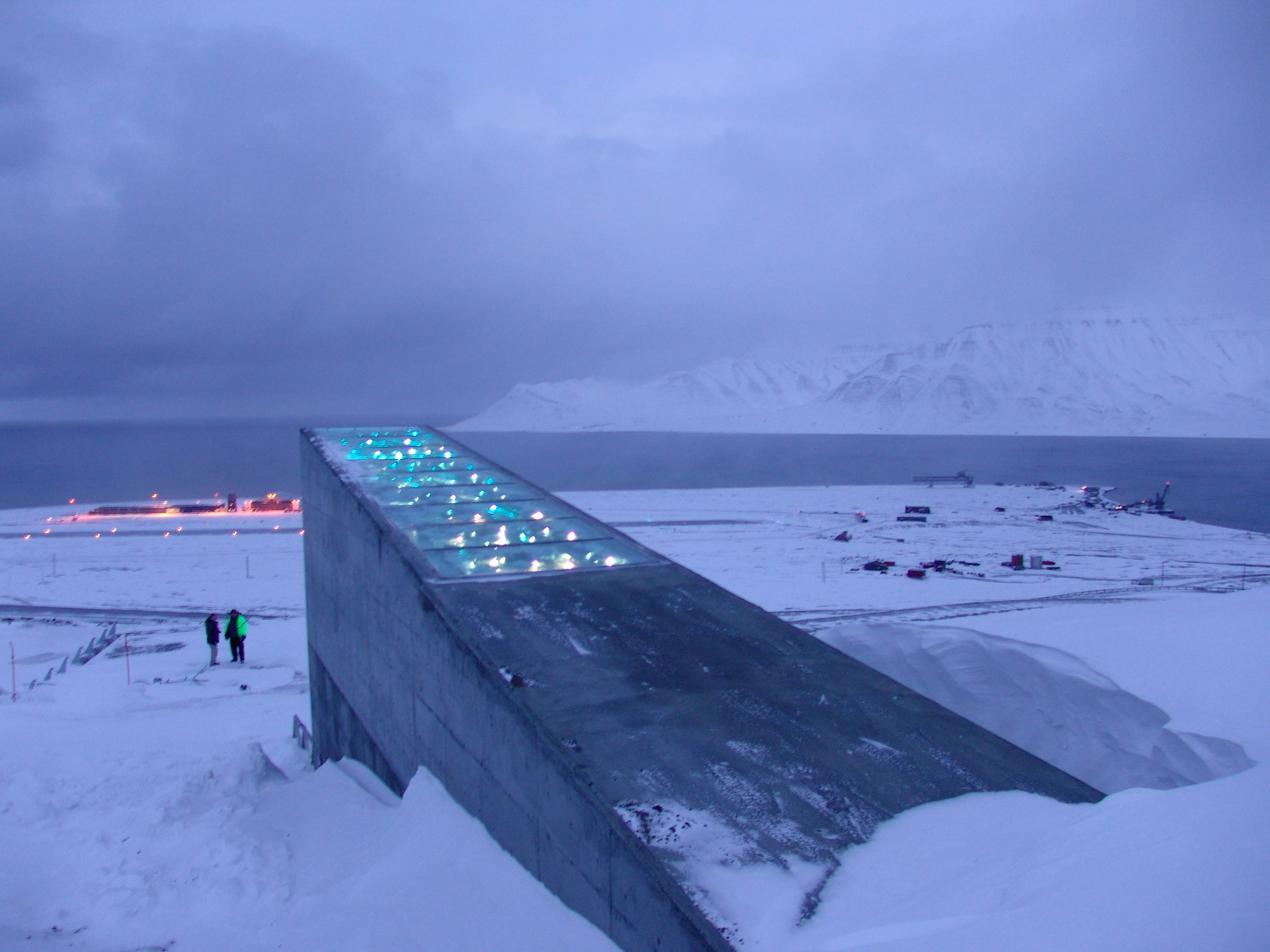 Journey to the Doomsday Vault
