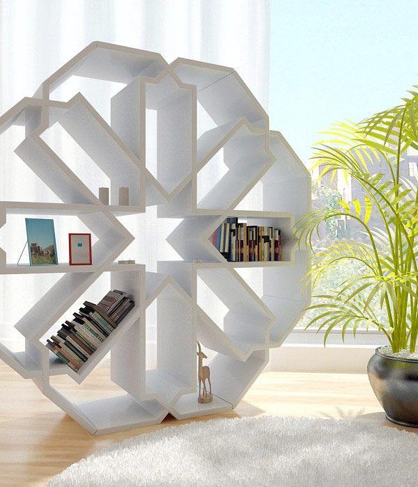 33 osannolika bokhyllor som lever sitt eget liv kan man s ga regal rezepte m bel. Black Bedroom Furniture Sets. Home Design Ideas
