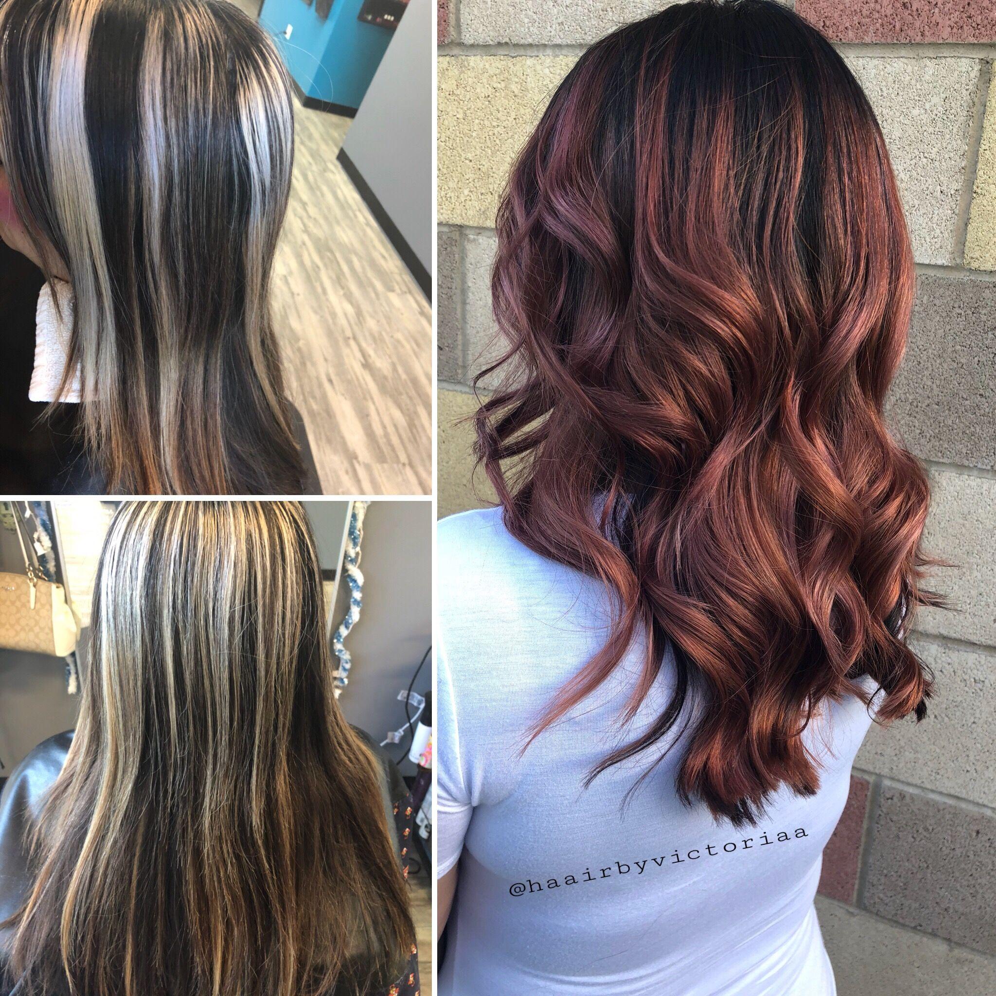 Transformation haircolor haircolortransformation guytang