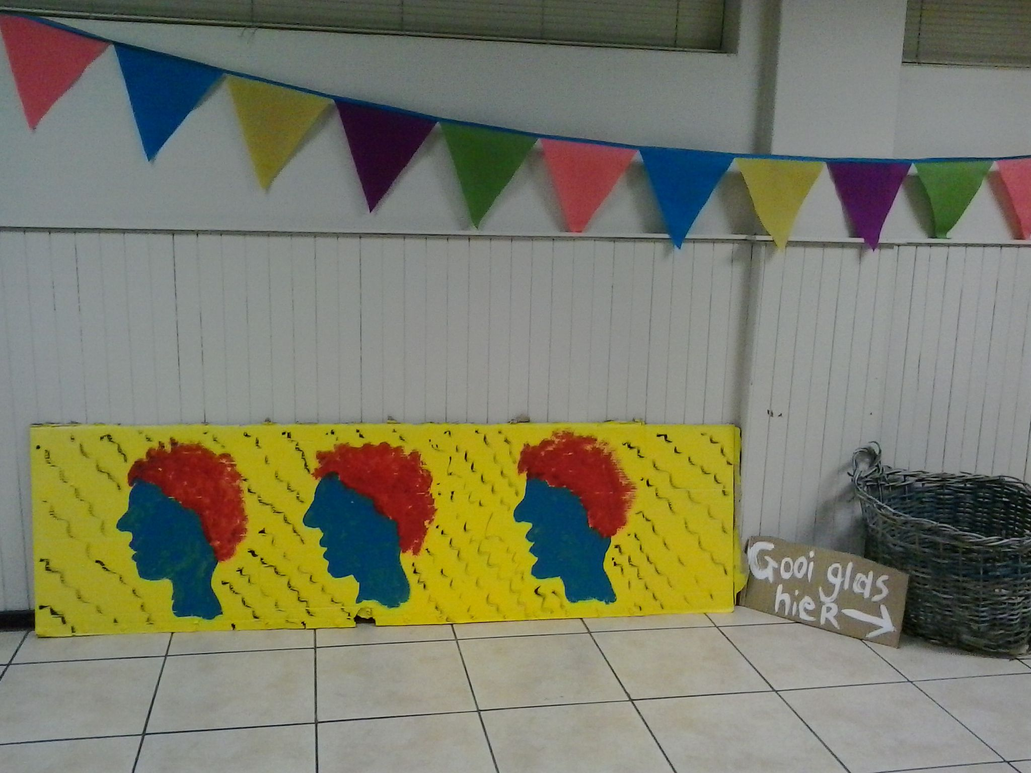 Xhosa wedding decor ideas  Proudly South African Shebeen and Recycling theme at our year end