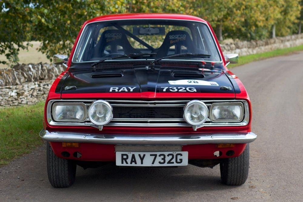 1969 Vauxhall Viva Gt Ex Gabriel Konig Vauxhall Viva Classic