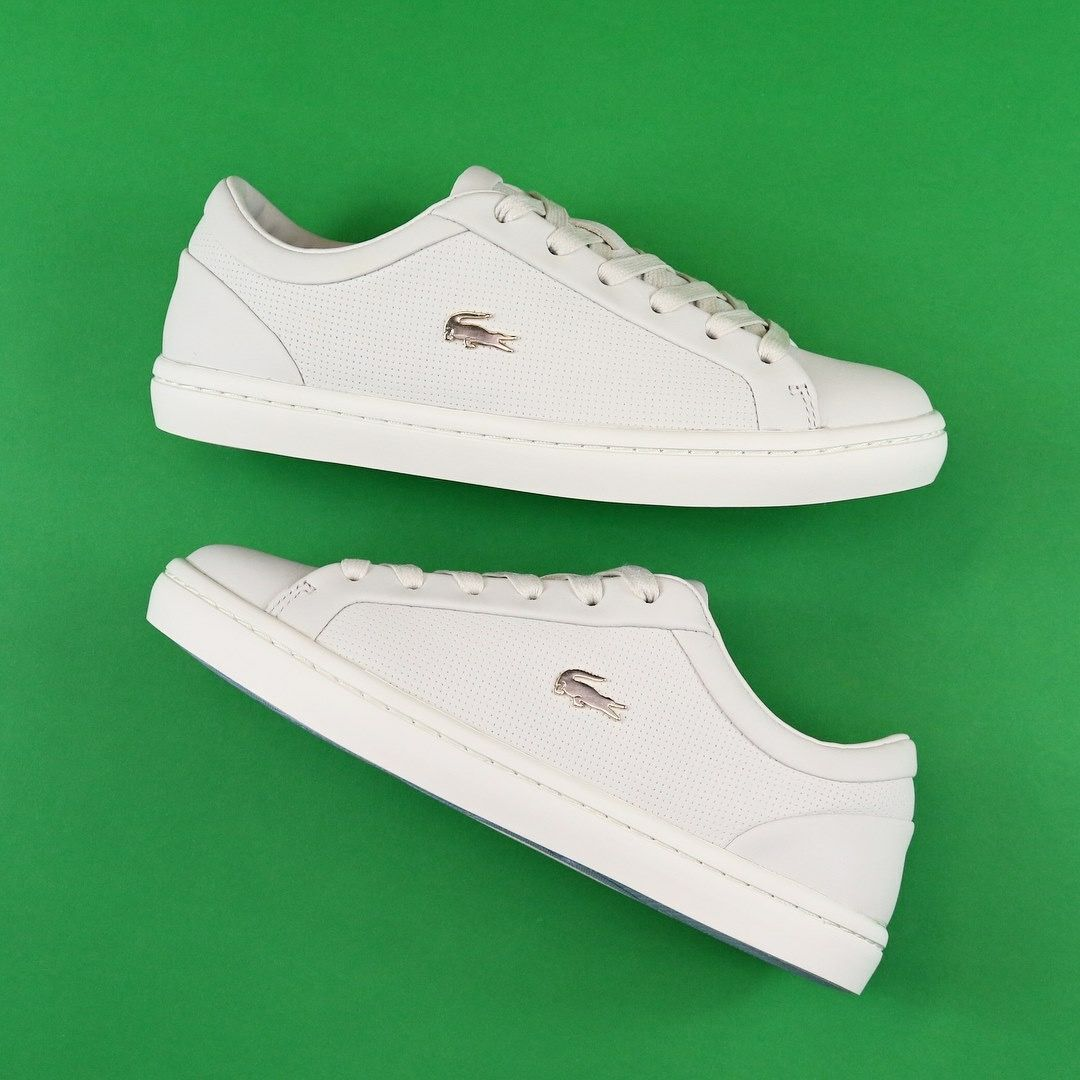 3976dc86260c Lacoste Straightset Lacoste Trainers