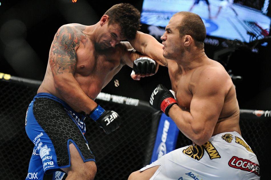 Frank Mir vs Junior dos Santos #UFC146