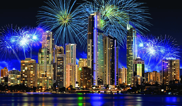 VIP Christmas Party Gold Coast New years eve pictures