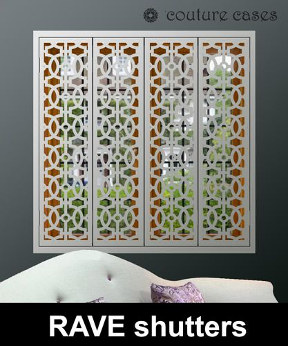 Security Window Shutters In Exclusive Designs For Modern Windows Transform Your Interior With De Window Shutters Interior Windows Security Shutters