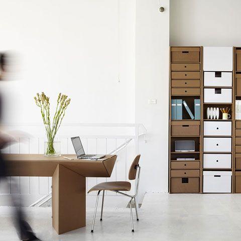 Karton – New Material For Furniture