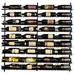4 Foot WineZone Wine Shelf Kit Option 1