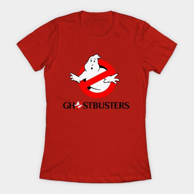 Ghostbusters Womens T-Shirt
