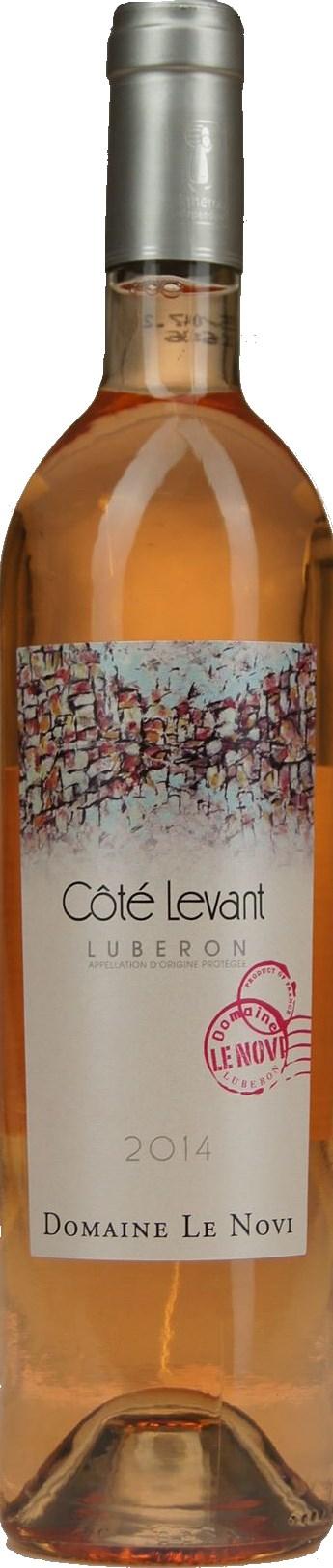 Domaine Le Novi rosé - Côté Levant - Luberon A.O.P. | Dewit Wijnen