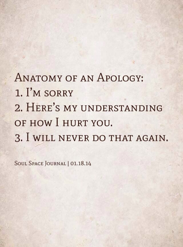 Apology Quotes. QuotesGram