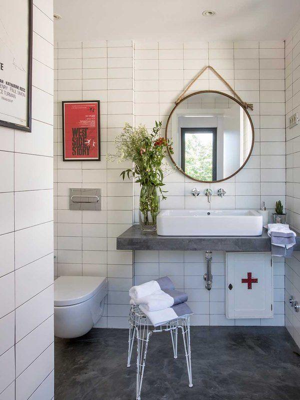 El inodoro también existe   Muebles de lavabo, Espejo ...